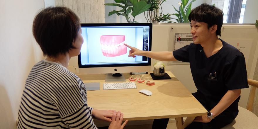むし歯・歯周病治療イメージ01