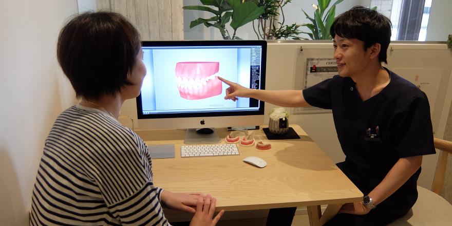 歯科治療への想いイメージ01