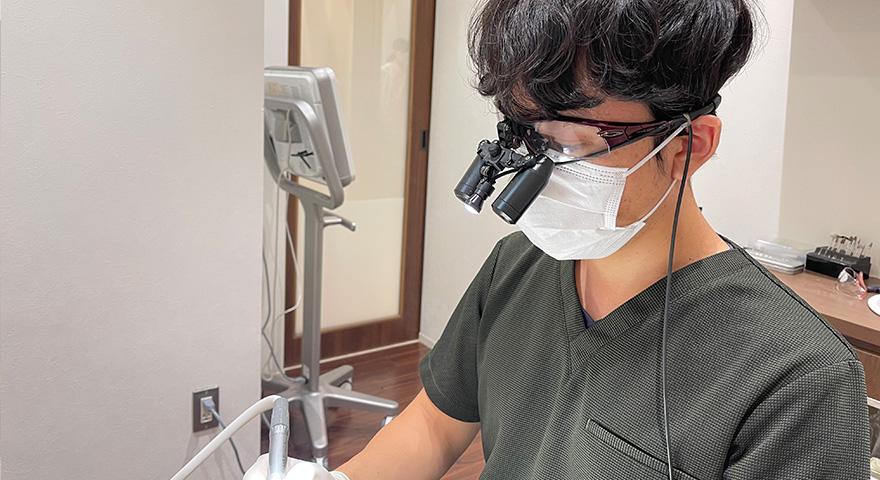 歯科治療への想いイメージ04